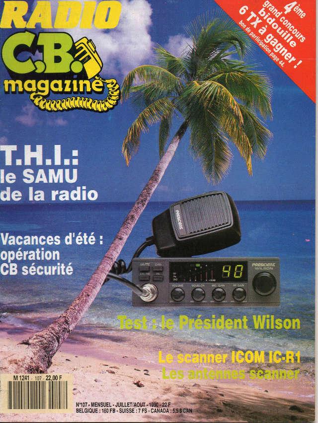 C.B. Magazine - Radio C.B. Magazine (Magazine (Fr.) - Page 8 Rcbm_117