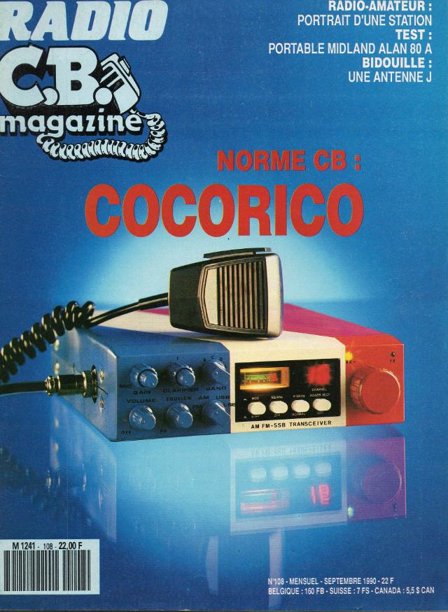C.B. Magazine - Radio C.B. Magazine (Magazine (Fr.) - Page 8 Rcbm_118