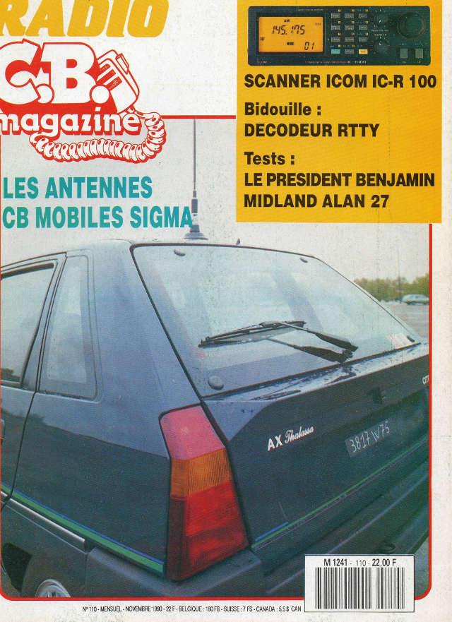 C.B. Magazine - Radio C.B. Magazine (Magazine (Fr.) - Page 8 Rcbm_120