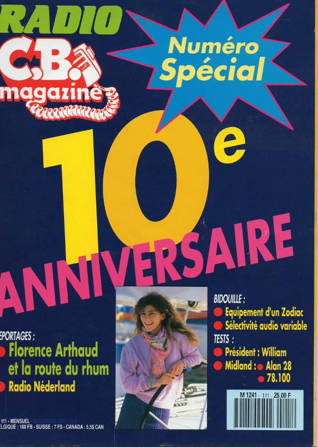 C.B. Magazine - Radio C.B. Magazine (Magazine (Fr.) - Page 8 Rcbm_121