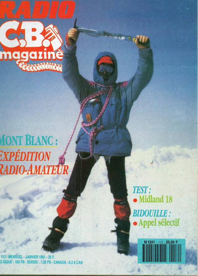 C.B. Magazine - Radio C.B. Magazine (Magazine (Fr.) - Page 3 Rcbm_122