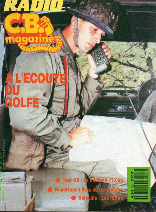 C.B. Magazine - Radio C.B. Magazine (Magazine (Fr.) - Page 3 Rcbm_123