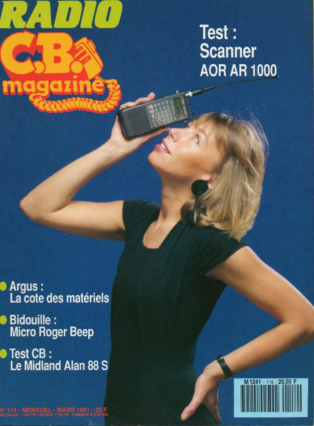 C.B. Magazine - Radio C.B. Magazine (Magazine (Fr.) - Page 3 Rcbm_124