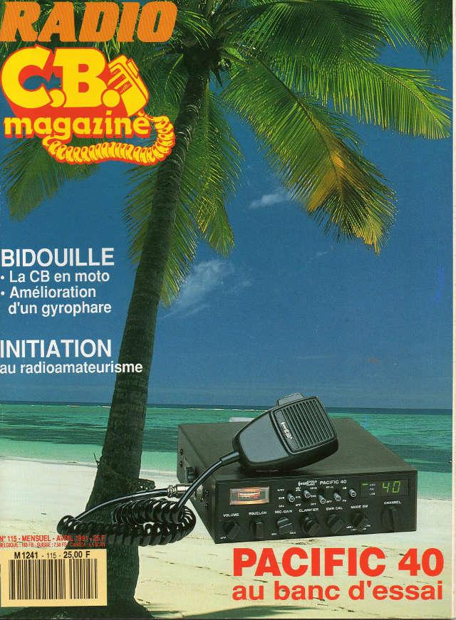 C.B. Magazine - Radio C.B. Magazine (Magazine (Fr.) - Page 3 Rcbm_125