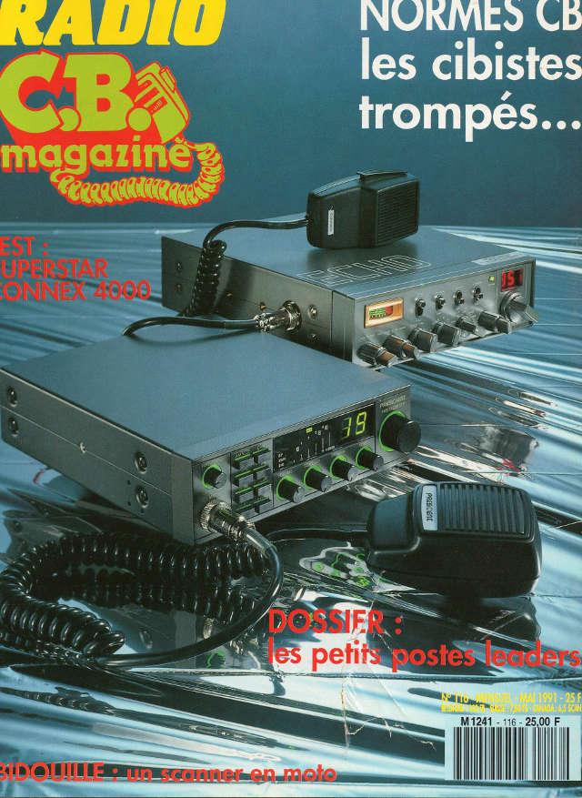 C.B. Magazine - Radio C.B. Magazine (Magazine (Fr.) - Page 3 Rcbm_126
