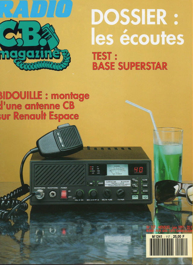 C.B. Magazine - Radio C.B. Magazine (Magazine (Fr.) - Page 3 Rcbm_127