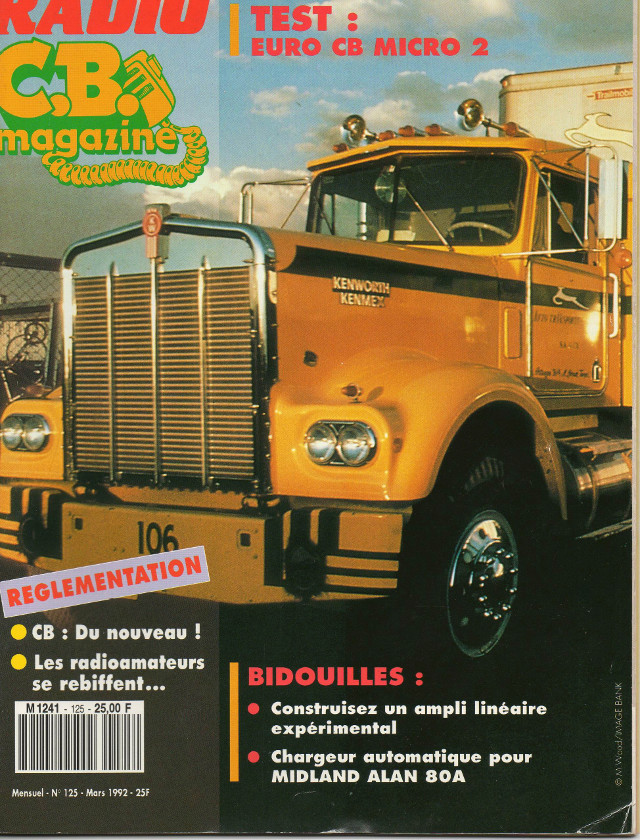 C.B. Magazine - Radio C.B. Magazine (Magazine (Fr.) - Page 3 Rcbm_128