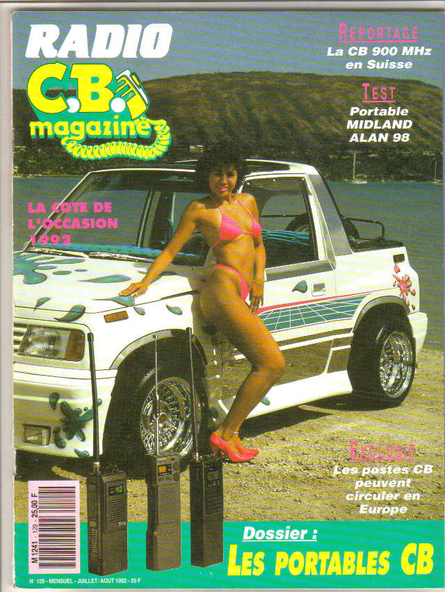 C.B. Magazine - Radio C.B. Magazine (Magazine (Fr.) - Page 3 Rcbm_129