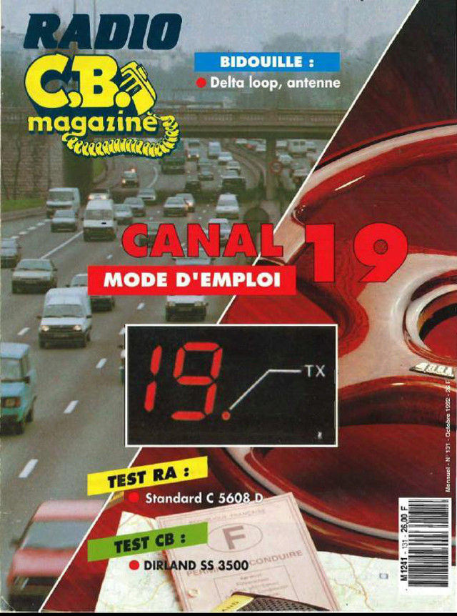 C.B. Magazine - Radio C.B. Magazine (Magazine (Fr.) - Page 3 Rcbm_130