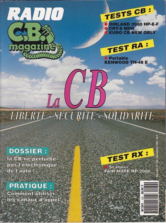 C.B. Magazine - Radio C.B. Magazine (Magazine (Fr.) - Page 3 Rcbm_131