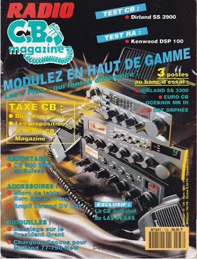 C.B. Magazine - Radio C.B. Magazine (Magazine (Fr.) - Page 3 Rcbm_132