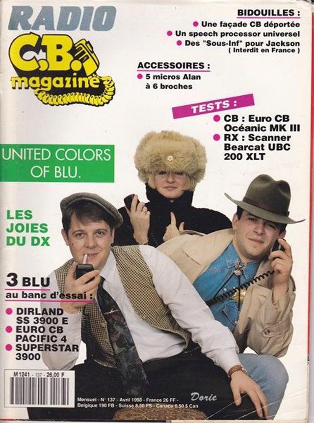 C.B. Magazine - Radio C.B. Magazine (Magazine (Fr.) - Page 3 Rcbm_133