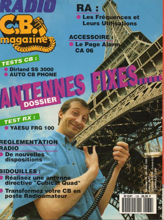C.B. Magazine - Radio C.B. Magazine (Magazine (Fr.) - Page 3 Rcbm_134
