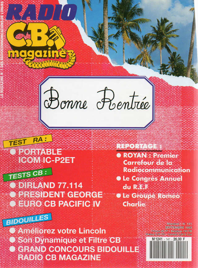C.B. Magazine - Radio C.B. Magazine (Magazine (Fr.) - Page 3 Rcbm_137