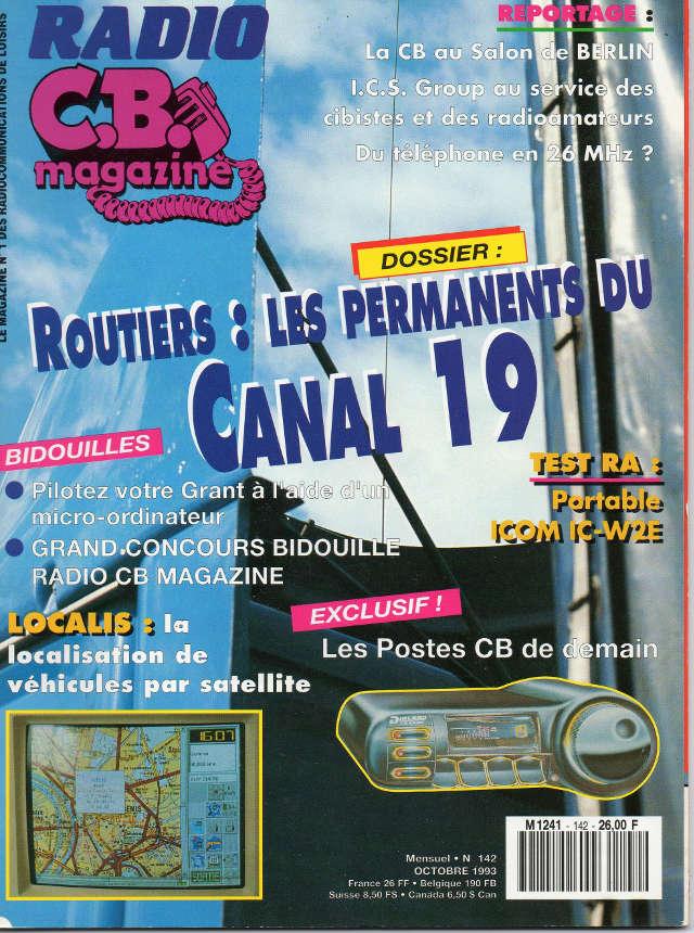 C.B. Magazine - Radio C.B. Magazine (Magazine (Fr.) - Page 4 Rcbm_138