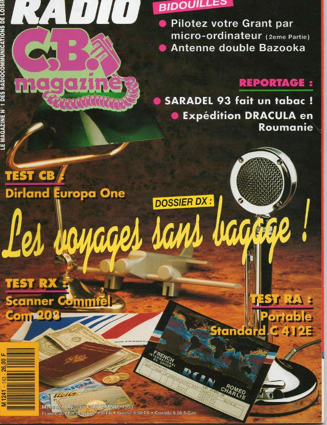C.B. Magazine - Radio C.B. Magazine (Magazine (Fr.) - Page 4 Rcbm_139