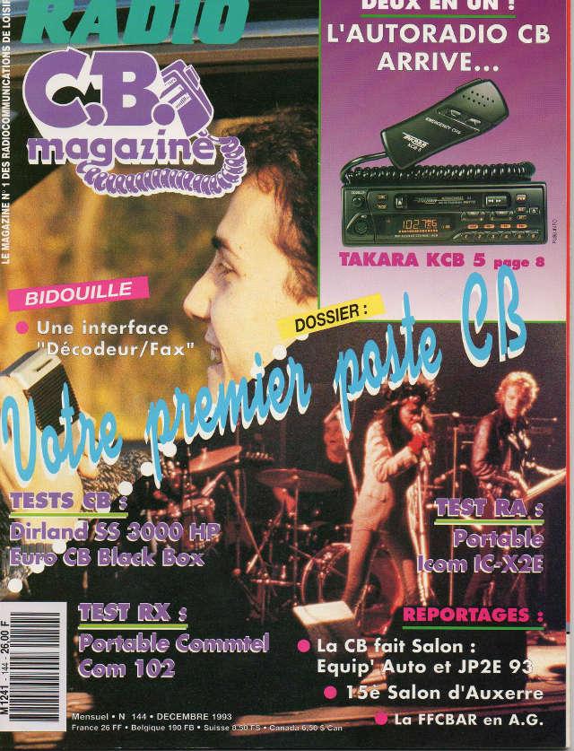 C.B. Magazine - Radio C.B. Magazine (Magazine (Fr.) - Page 4 Rcbm_140