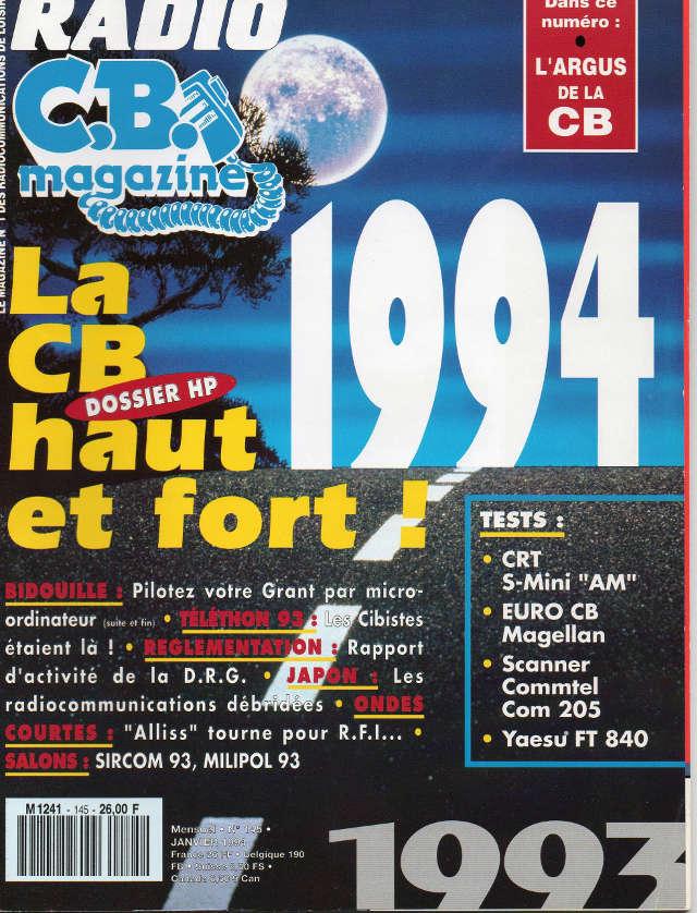 C.B. Magazine - Radio C.B. Magazine (Magazine (Fr.) - Page 4 Rcbm_141