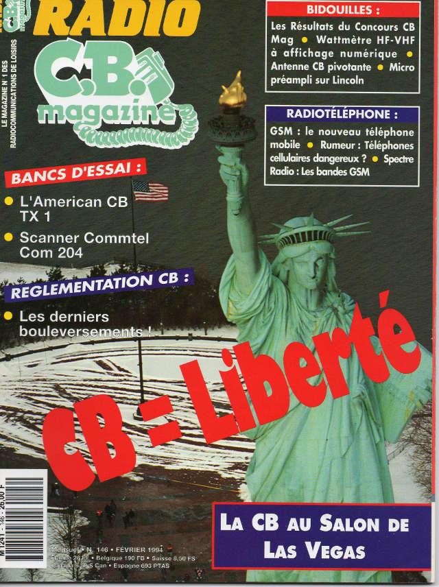 C.B. Magazine - Radio C.B. Magazine (Magazine (Fr.) - Page 4 Rcbm_142