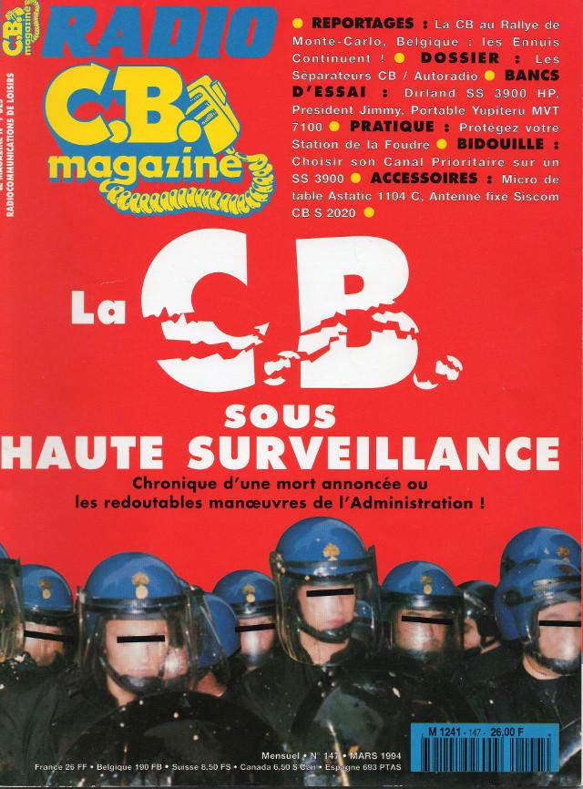 C.B. Magazine - Radio C.B. Magazine (Magazine (Fr.) - Page 4 Rcbm_143