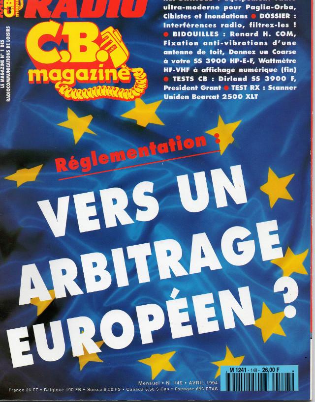 C.B. Magazine - Radio C.B. Magazine (Magazine (Fr.) - Page 4 Rcbm_144