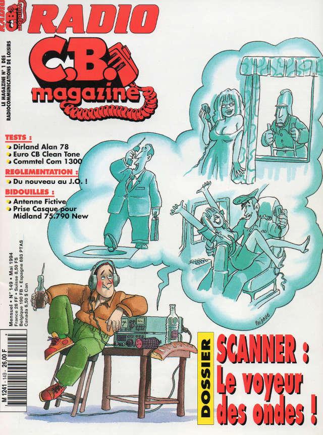 C.B. Magazine - Radio C.B. Magazine (Magazine (Fr.) - Page 4 Rcbm_145