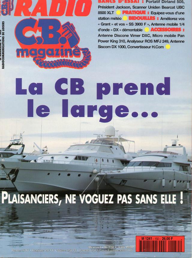 C.B. Magazine - Radio C.B. Magazine (Magazine (Fr.) - Page 4 Rcbm_146