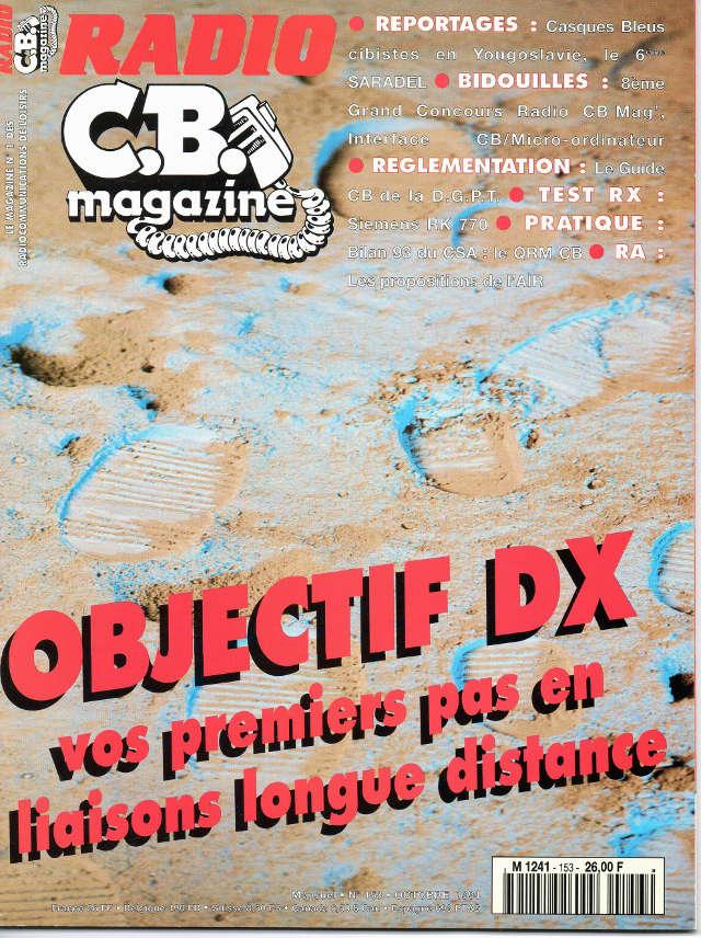 C.B. Magazine - Radio C.B. Magazine (Magazine (Fr.) - Page 4 Rcbm_149