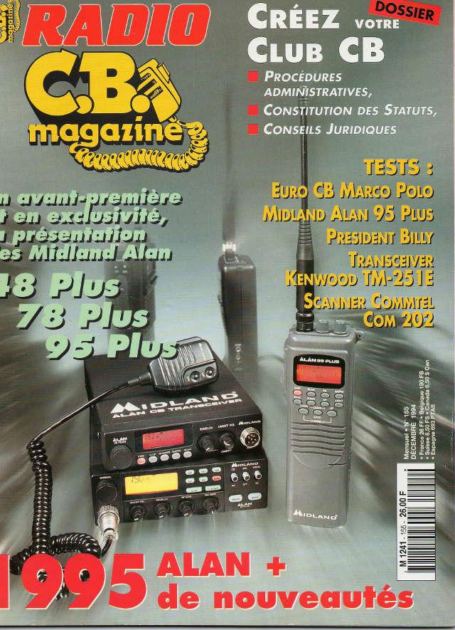 C.B. Magazine - Radio C.B. Magazine (Magazine (Fr.) - Page 4 Rcbm_151