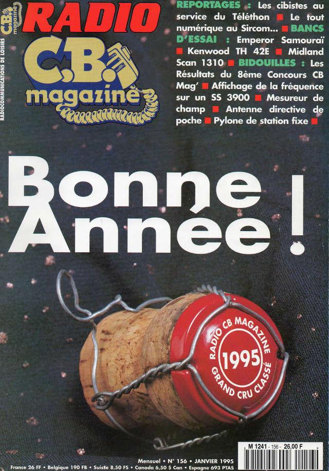 C.B. Magazine - Radio C.B. Magazine (Magazine (Fr.) - Page 4 Rcbm_152