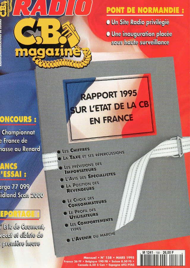 C.B. Magazine - Radio C.B. Magazine (Magazine (Fr.) - Page 4 Rcbm_154