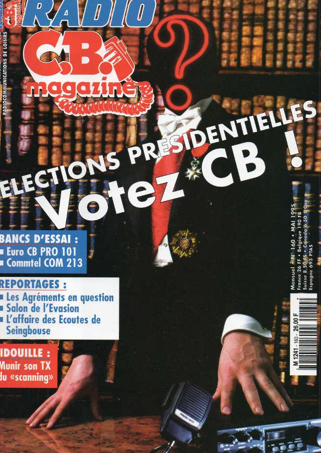 C.B. Magazine - Radio C.B. Magazine (Magazine (Fr.) - Page 4 Rcbm_156