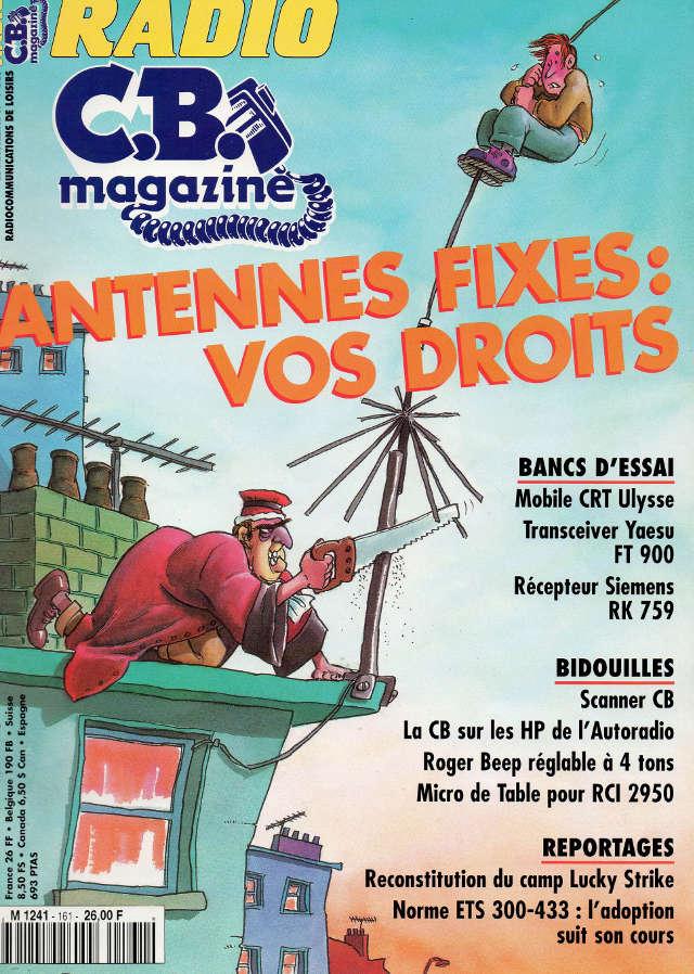 C.B. Magazine - Radio C.B. Magazine (Magazine (Fr.) - Page 4 Rcbm_157
