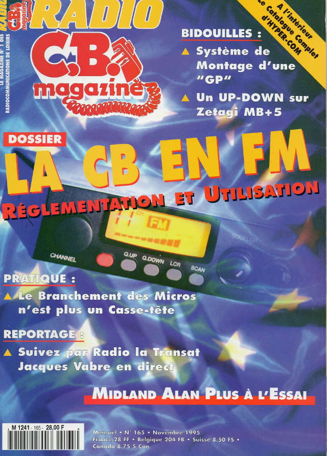 C.B. Magazine - Radio C.B. Magazine (Magazine (Fr.) - Page 4 Rcbm_161