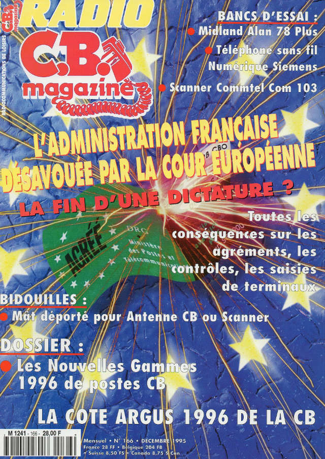 C.B. Magazine - Radio C.B. Magazine (Magazine (Fr.) - Page 4 Rcbm_162
