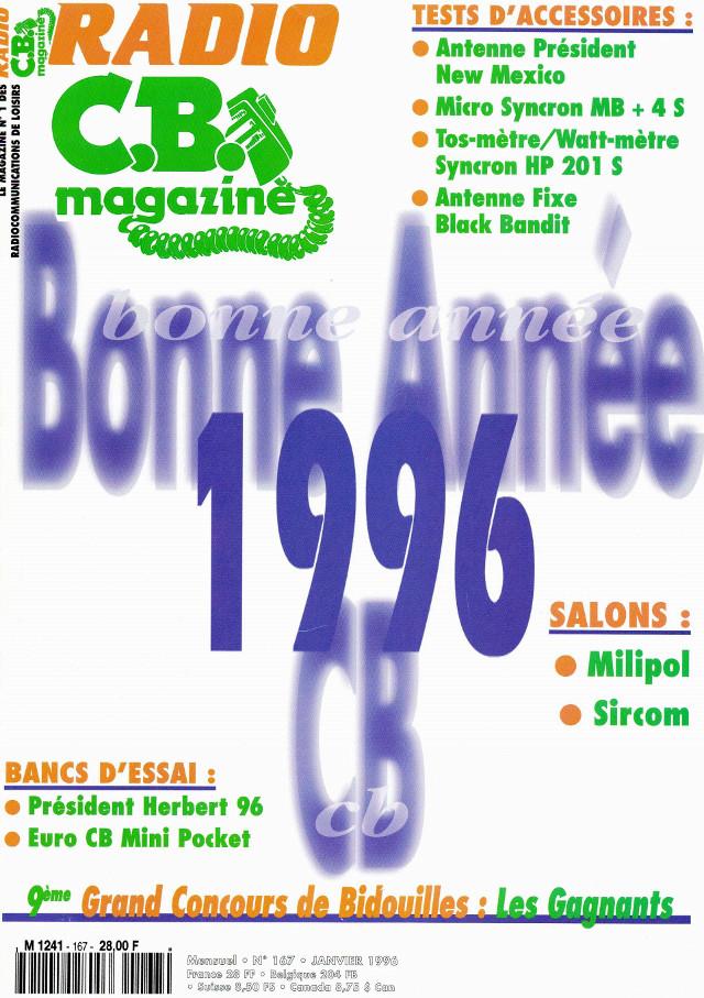 C.B. Magazine - Radio C.B. Magazine (Magazine (Fr.) - Page 4 Rcbm_163