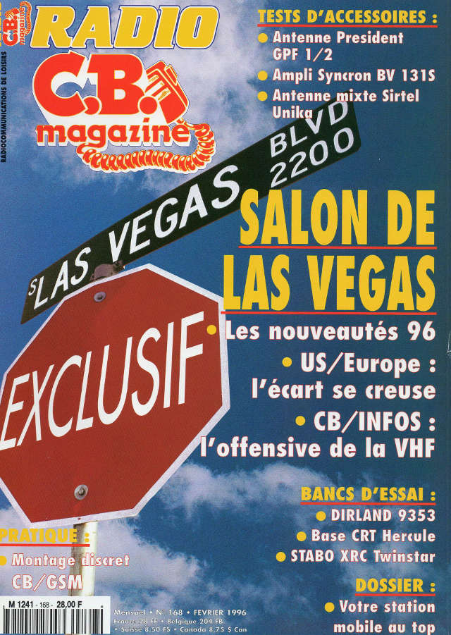 C.B. Magazine - Radio C.B. Magazine (Magazine (Fr.) - Page 4 Rcbm_164