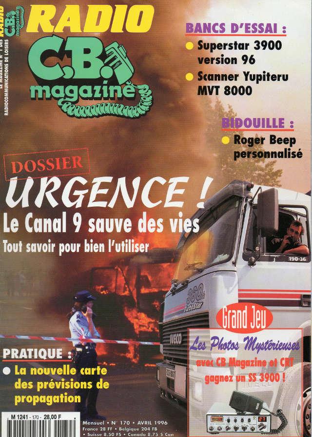 C.B. Magazine - Radio C.B. Magazine (Magazine (Fr.) - Page 5 Rcbm_166