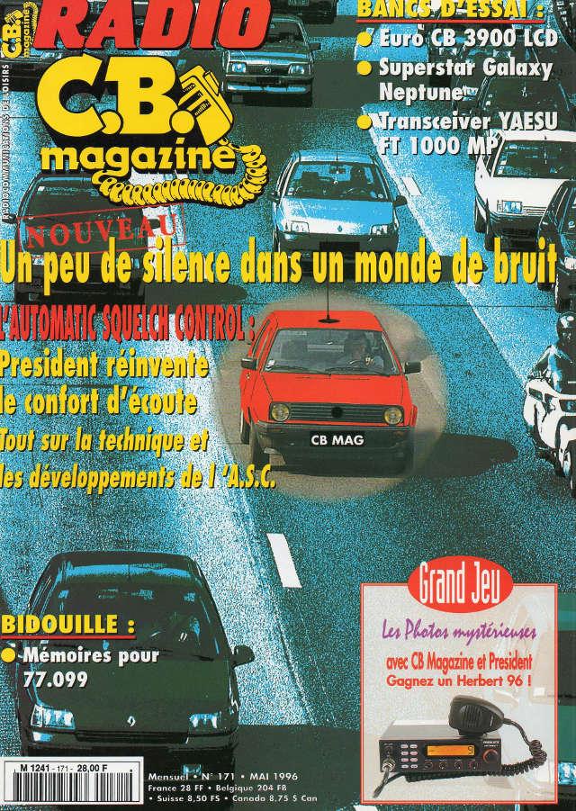 C.B. Magazine - Radio C.B. Magazine (Magazine (Fr.) - Page 5 Rcbm_167