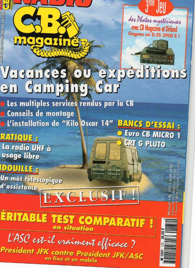 C.B. Magazine - Radio C.B. Magazine (Magazine (Fr.) - Page 5 Rcbm_168