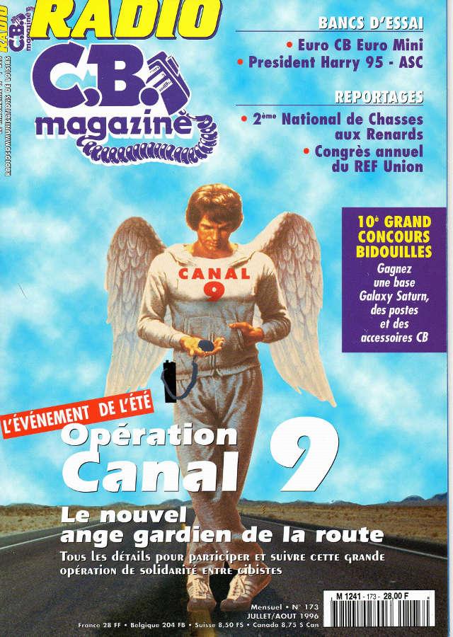 C.B. Magazine - Radio C.B. Magazine (Magazine (Fr.) - Page 5 Rcbm_169
