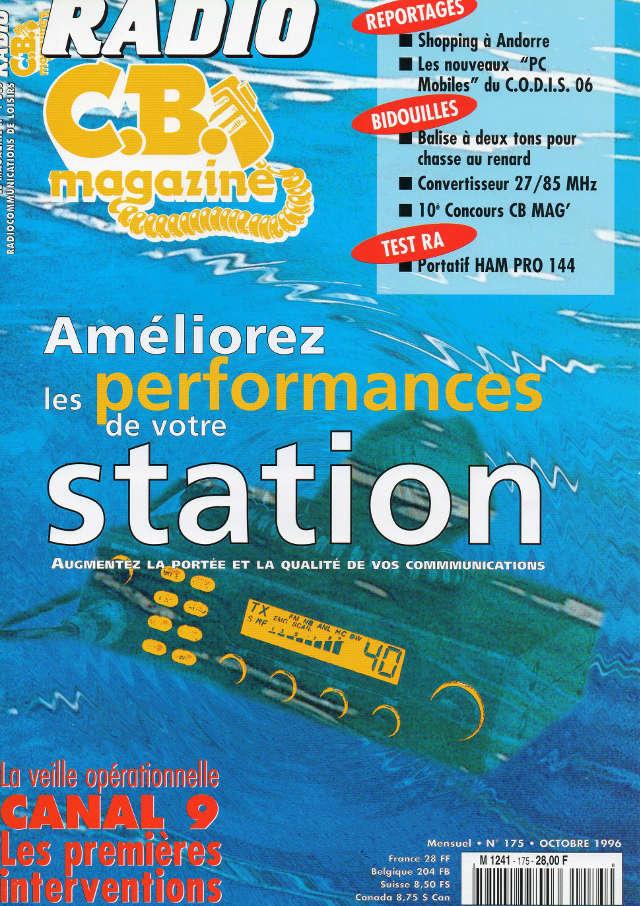 C.B. Magazine - Radio C.B. Magazine (Magazine (Fr.) - Page 5 Rcbm_171