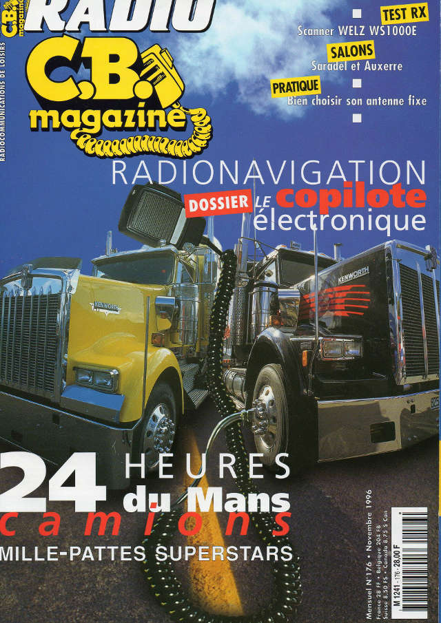 C.B. Magazine - Radio C.B. Magazine (Magazine (Fr.) - Page 5 Rcbm_172