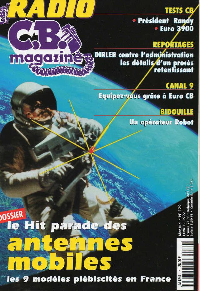 C.B. Magazine - Radio C.B. Magazine (Magazine (Fr.) - Page 5 Rcbm_173