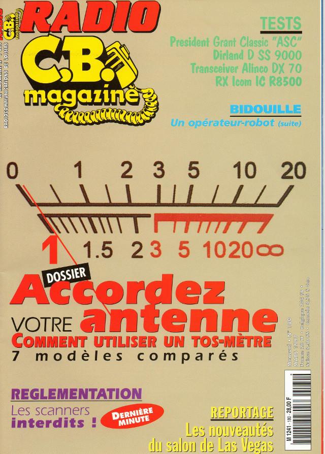C.B. Magazine - Radio C.B. Magazine (Magazine (Fr.) - Page 5 Rcbm_174