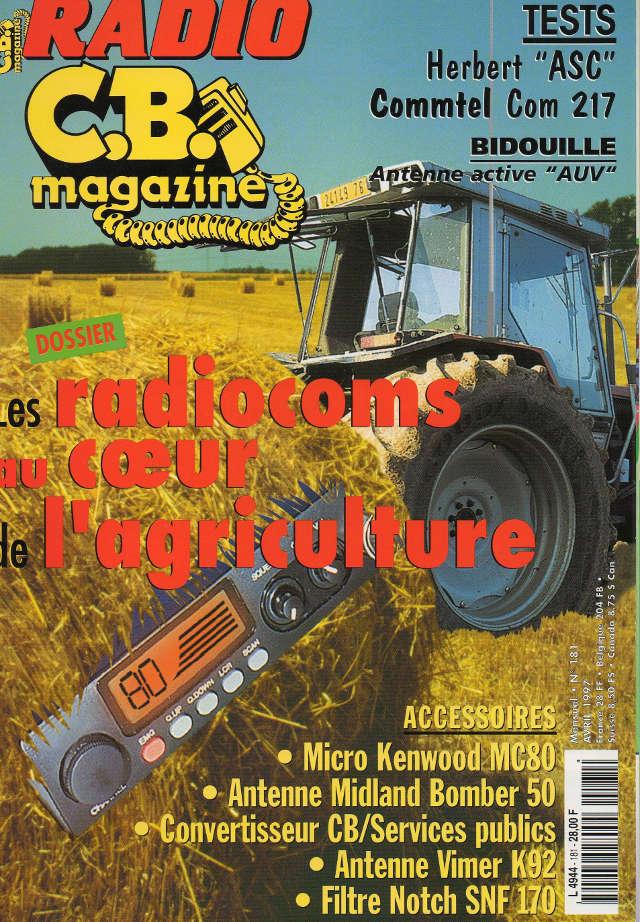 C.B. Magazine - Radio C.B. Magazine (Magazine (Fr.) - Page 5 Rcbm_175