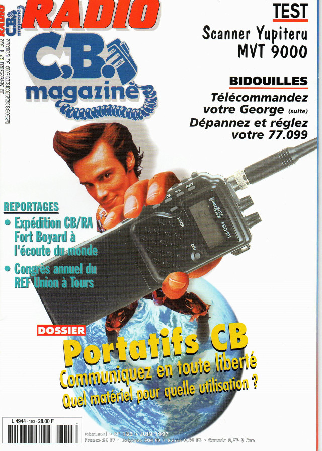 C.B. Magazine - Radio C.B. Magazine (Magazine (Fr.) - Page 5 Rcbm_177