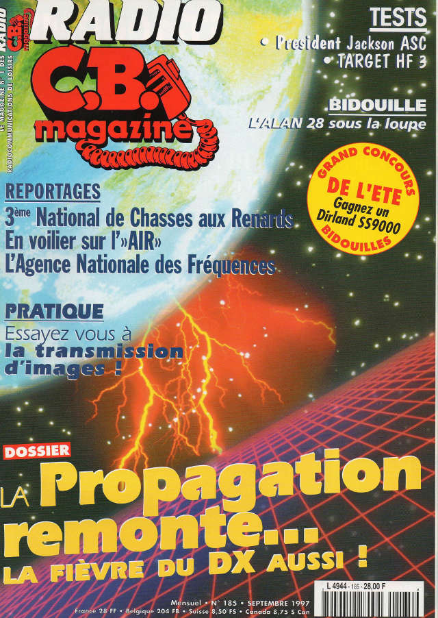 C.B. Magazine - Radio C.B. Magazine (Magazine (Fr.) - Page 5 Rcbm_178