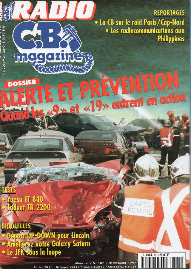 C.B. Magazine - Radio C.B. Magazine (Magazine (Fr.) - Page 5 Rcbm_179