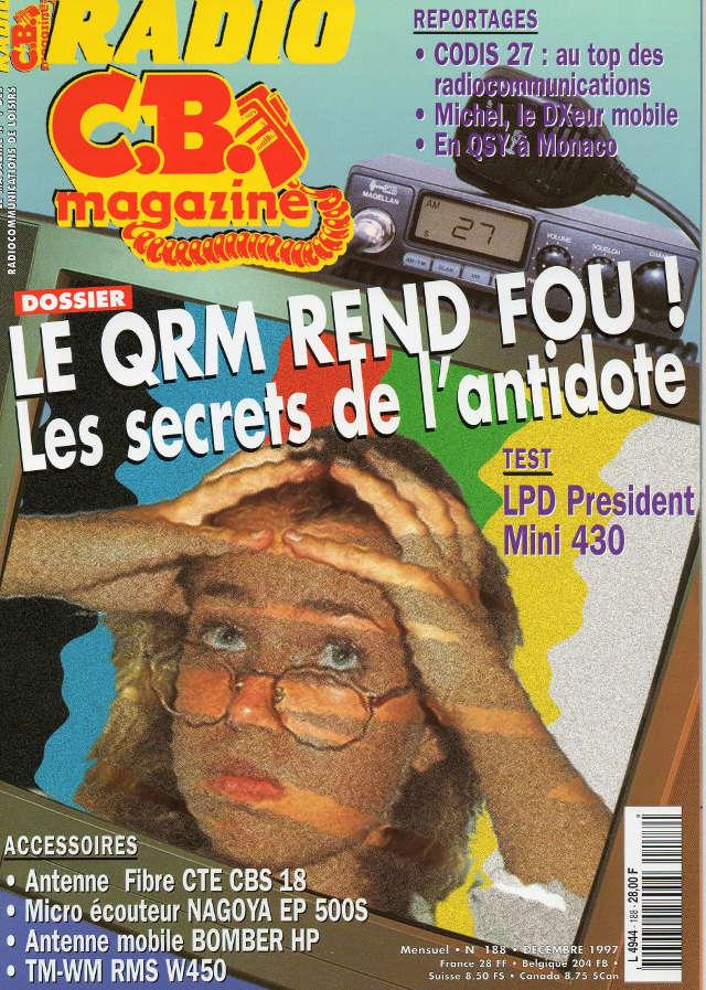 C.B. Magazine - Radio C.B. Magazine (Magazine (Fr.) - Page 5 Rcbm_180